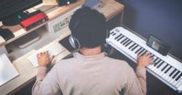 e-piano am pc aufnehmen