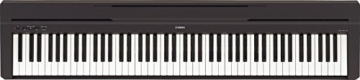Yamaha P-45B Digital Piano schwarz - 1